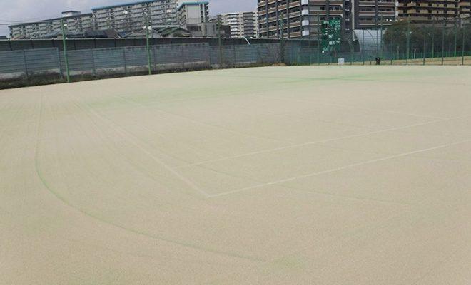 武田薬品テニスコート